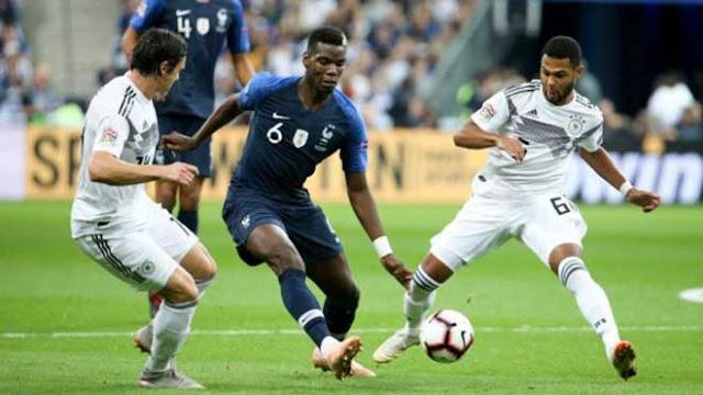 """Bốc thăm EURO 2020: Bồ Đào Nha – Ronaldo vào bảng """"tử thần"""" có Đức – Pháp 2"""
