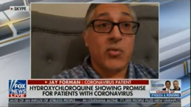Coronavirus Patient Reveals The Drug He Used And Recovered After Four Days (Video)