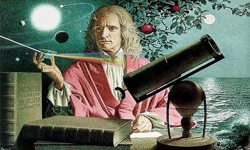 Newton Kimdir? Yerçekimi Kanunu