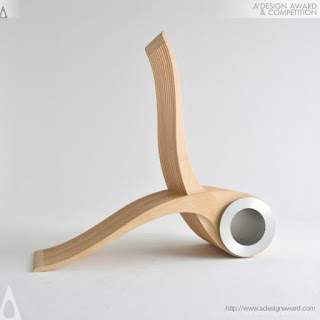 Exocet Multifunctional Chair by Stéphane Leathead - Design award 2014 2015