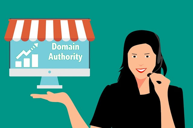Domain authority,DA PA