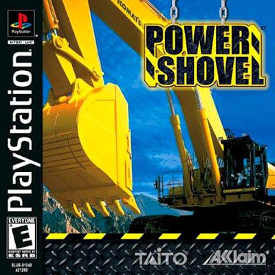 descargar power shovel psx mega