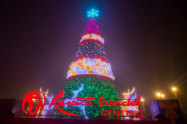 A Festive Season MUST DO Guide when at Resorts World Genting.