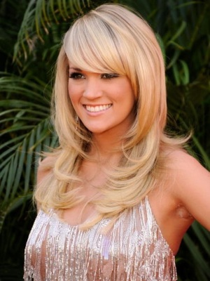 Stupendous Celebrity Hairstyles Long Straight Hair Cute Hairstyles Short Hairstyles Gunalazisus