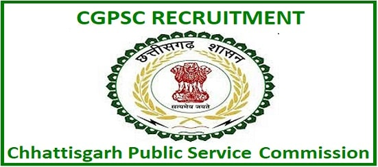 CGPSC AGH AGP AGC Recruitment 2020