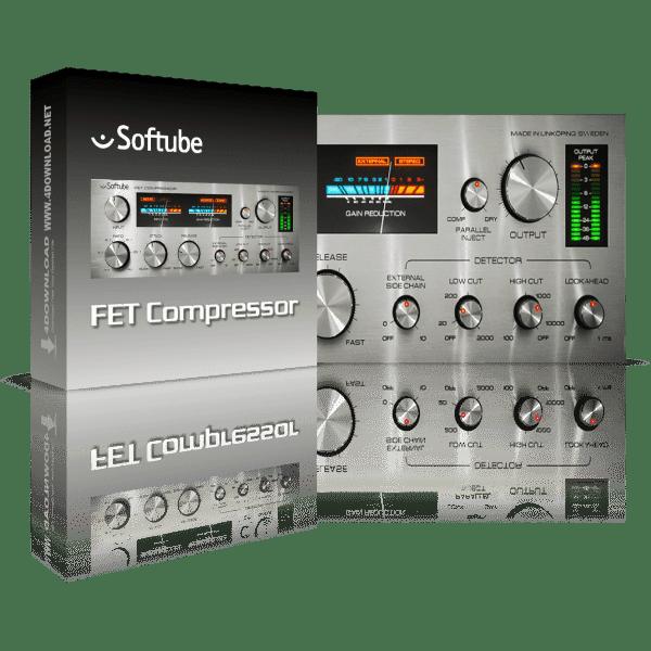 Softube FET Compressor v2.5.9 Full version