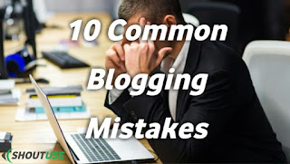 10 Common Blogging Mistakes (in Hindi)