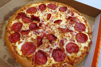 Little Caesars Pizza, pepperoni