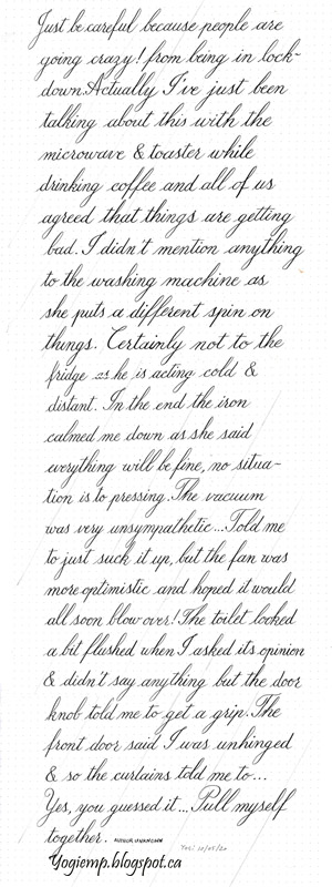 http://yogiemp.com/Calligraphy/Artwork/JustBeCareful.html