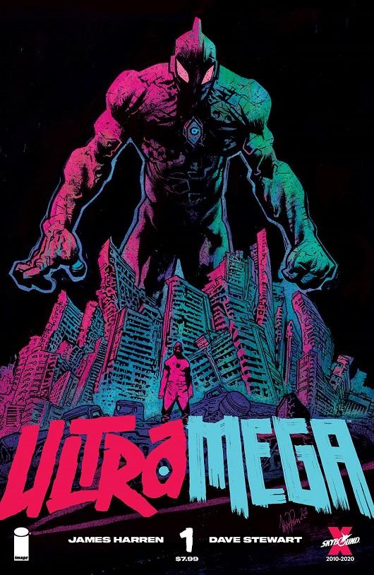 Cover of Ultramega #1