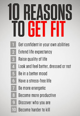 How To Get Fit