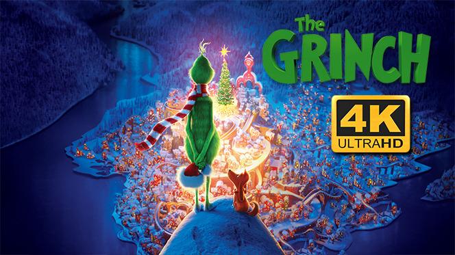 El Grinch (2018) 4K UHD 2160p Latino-Ingles