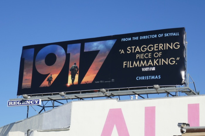 1917 staggering filmmaking billboard