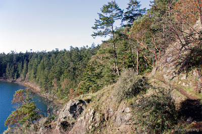 Goose Rock Perimeter Trail, Deception Pass