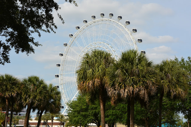 International Drive Orlando eye