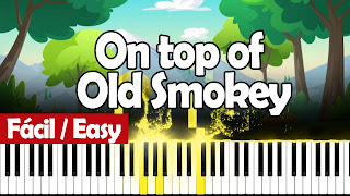 On top of old smokey piano