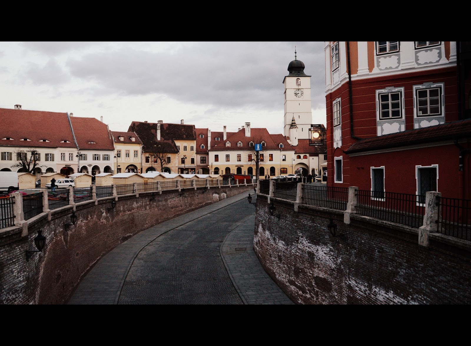 Vistas de Sibiu
