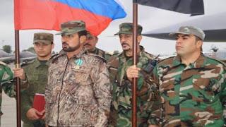 Rusia Bentuk Milisi Syiah Alawi untuk Perkuat Kontrol Lattakia dan Tartous