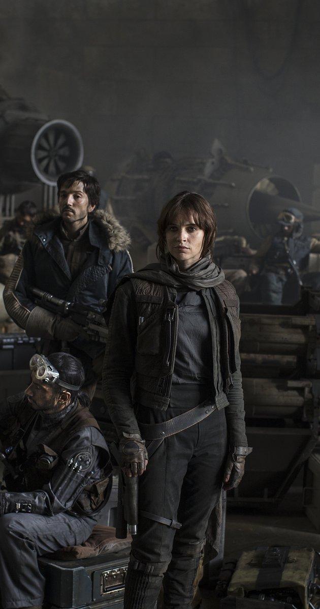 Rogue One: A Star Wars Story (2016) สตาร์ วอร์ส: โรกวัน [HD]