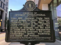 founding of Optimist International Louisville