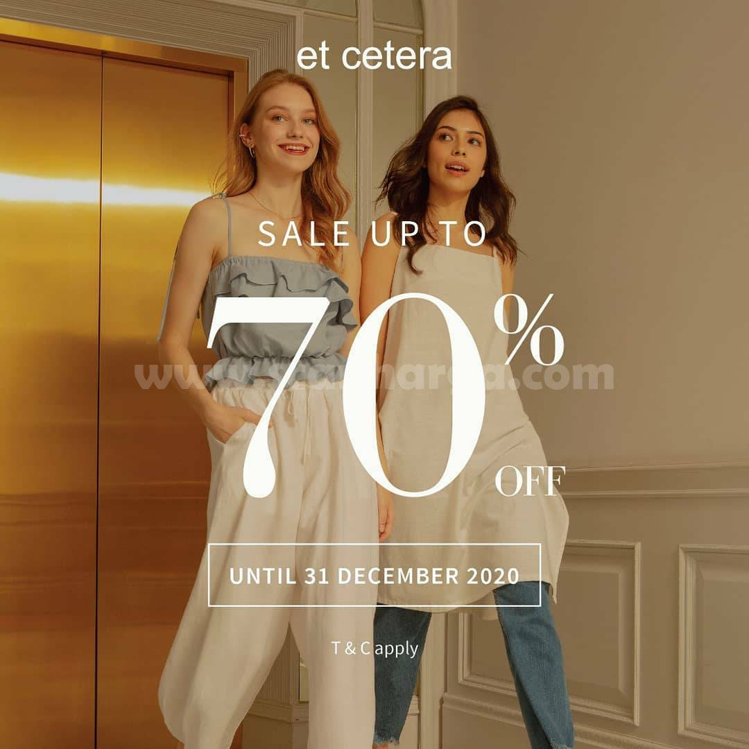 Promo Discount Et Cetera – SALE Up To 70% Off