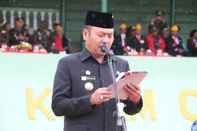 Bupati Taput Irup Peringatan Hari Lahir Pancasila Tahun 2019