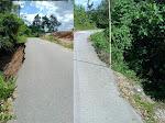 Bahu Jalan Talago Gunuang Amblas, Butuh Perhatian Pemerintah
