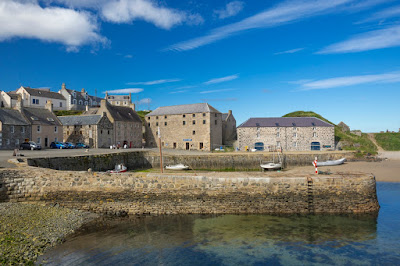 Portsoy Harbour - Credit: VisitScotland / Kenny Lam