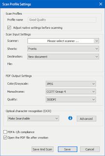 cara scan dokumen ke pdf tanpa perlu konvert