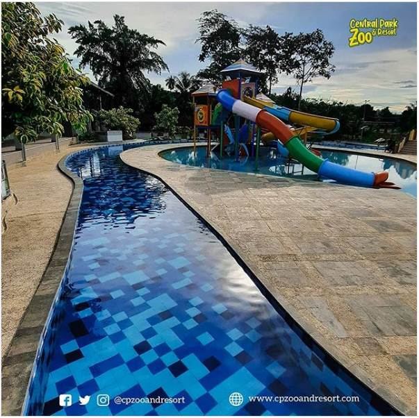 Central Park Zoo and Resort Medan Pancur Batu