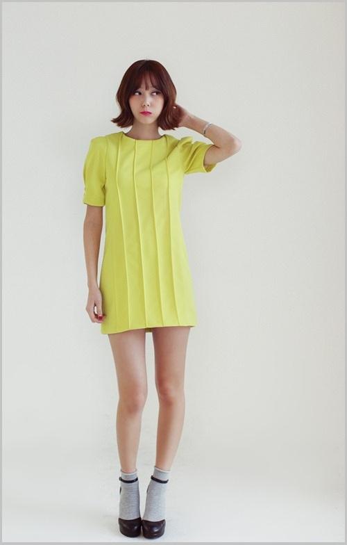 Đầm, váy màu sắc sặc sỡ 8
