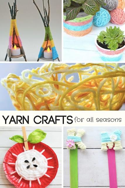 Yarn-crafts-for-all-seasons