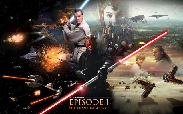 Resultado de imagen para star wars episodio 1