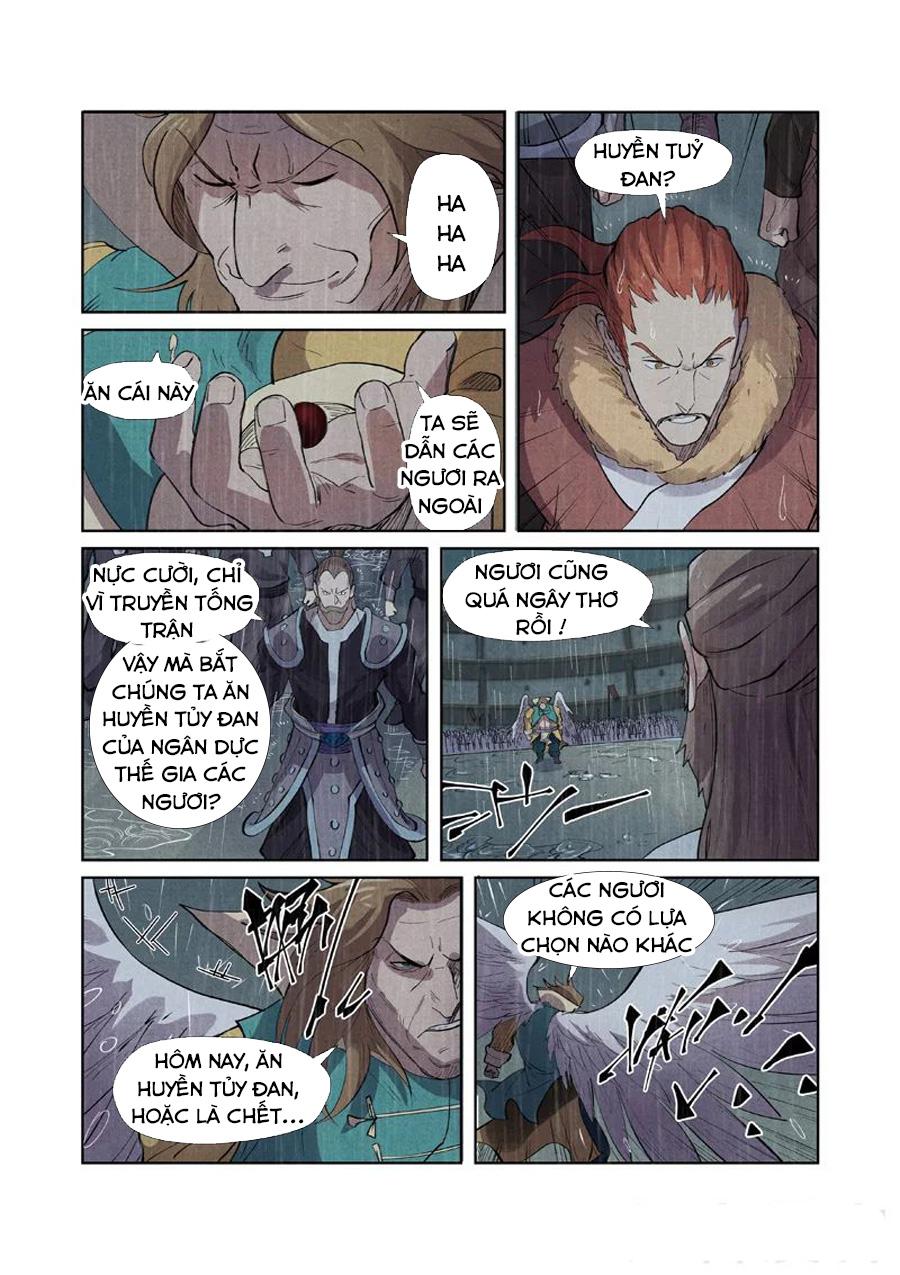 Yêu Thần Ký chap 246 - Trang 9