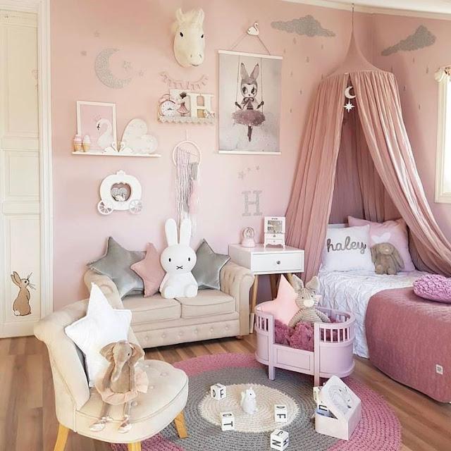 Concept Design Ideas for Children's Bedrooms E
