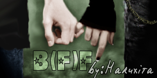 B (F) F