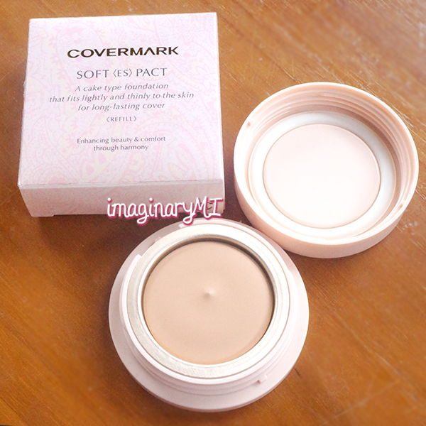 review covermark foundation soft es pact