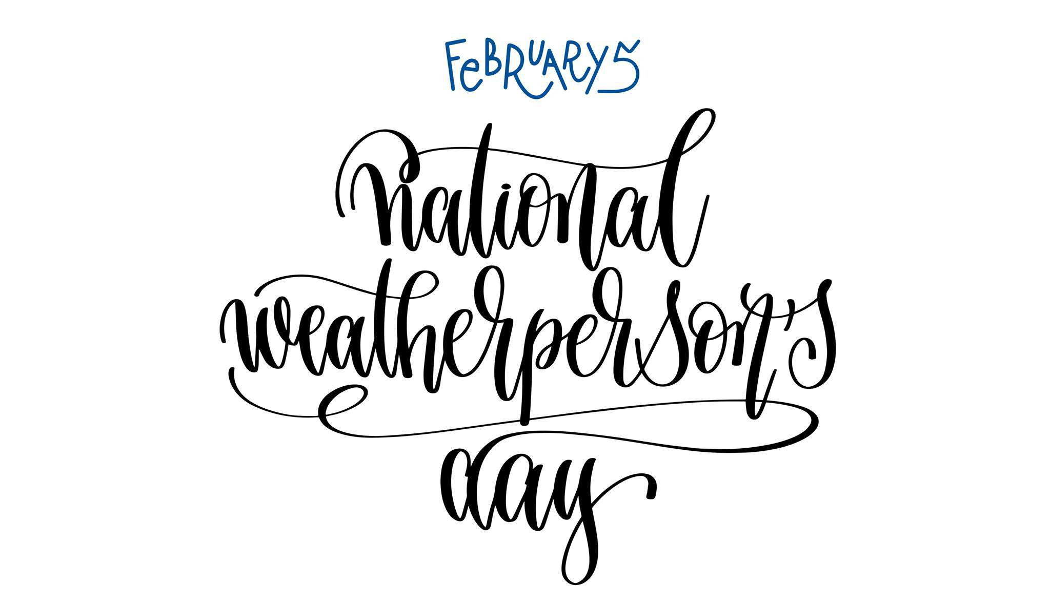 National Weatherperson's Day Wishes for Instagram