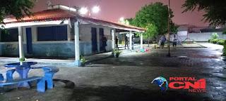 Identificado homem morto a tiro em praça no centro de Chapadinha-MA