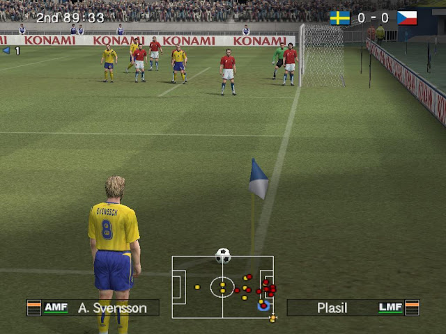 Pro Evolution Soccer 6 (PES 6) PC Download Full Version Gameplay 1