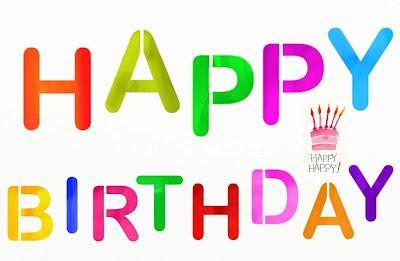 Best free happy birthday text art images