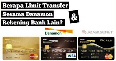limit transfer danamon