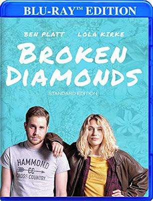 Broken Diamonds 2021 Bluray