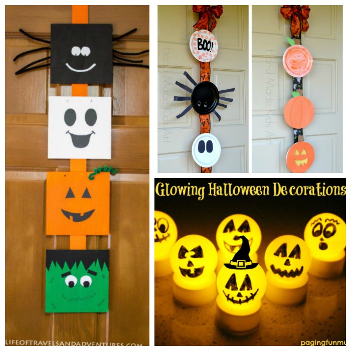 20 Kid Friendly Halloween Decorations Sunny Day Family