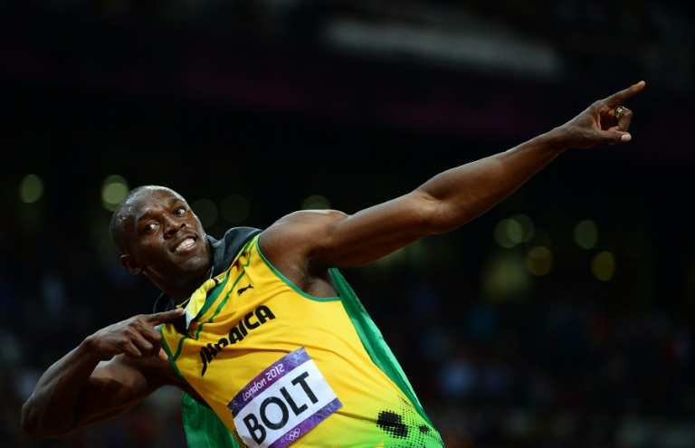 Jamaica's Usain Bolt says he wants to bring the curtain down on his career with a performance at the World's that shows he is an 'unbeatable, unstoppable' sprinter.