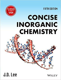 Download Concise Inorganic Chemistry Fifth Edition by J.D. Lee Pdf