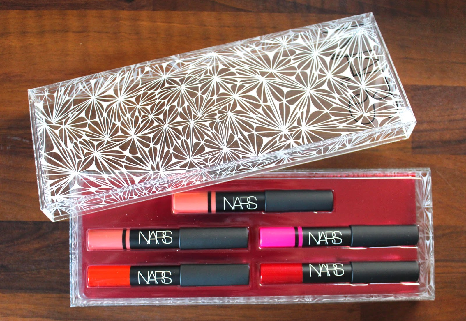beauty blog blogger bloggers bblogger bbloggers nars make up velvet matte lip pencil lips satin finish iberico yu cruella torres del paine descanso christmas gift selfie instagram