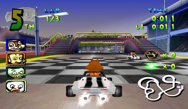 تحميل لعبة crash team racing للكمبيوتر برابط واحد