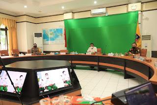 Rapat Koordinasi Penanggulangan Bencana Tahun 2021