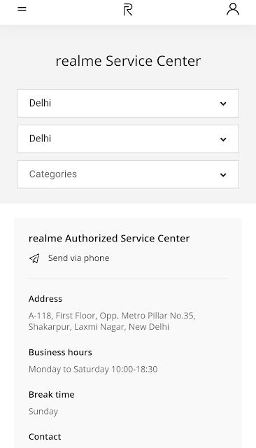Realme Service centre near me - अपने आसपास के Realme Service Centre को कैसे ढूंढे?